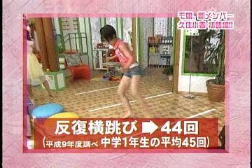 小春ちゃんの脚!!