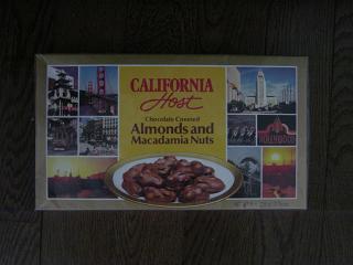 チョコレートmade in USA