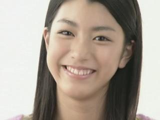 璃子ちゃんの笑顔