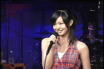 岩田さゆりちゃん、挨拶