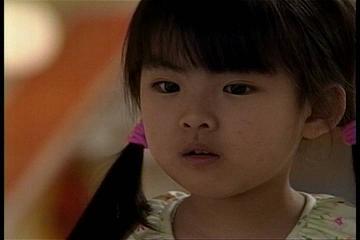 5歳の福田麻由子ちゃん