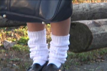 12歳の脚