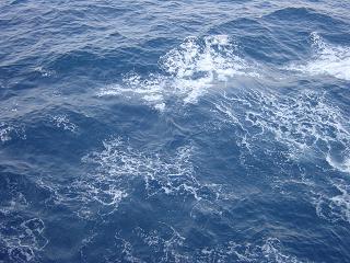北緯30度の海