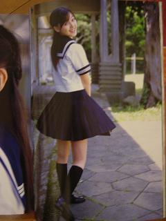 ミニスカセーラー服の小春ちゃん