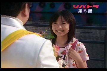 彩夢ちゃんの笑顔
